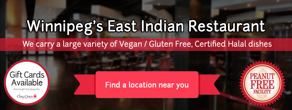 Winnipeg's East Indian Restaurant