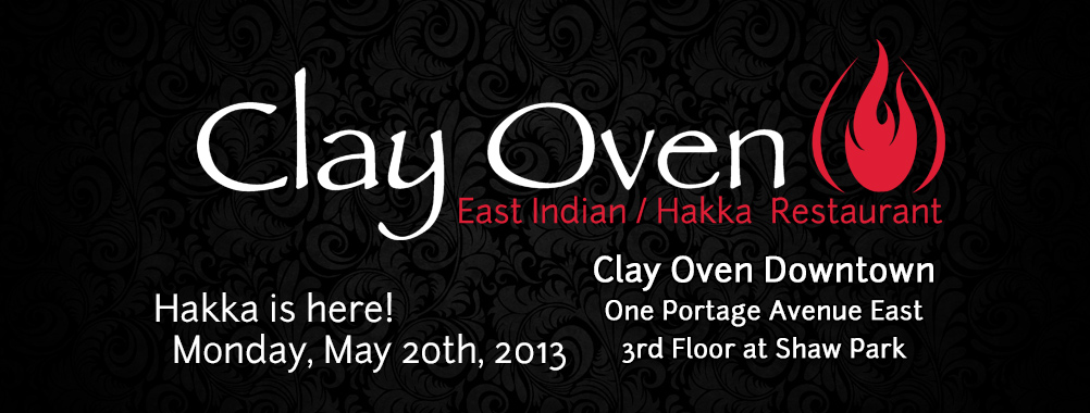 Clay Oven Winnipeg Hakka Restaurant