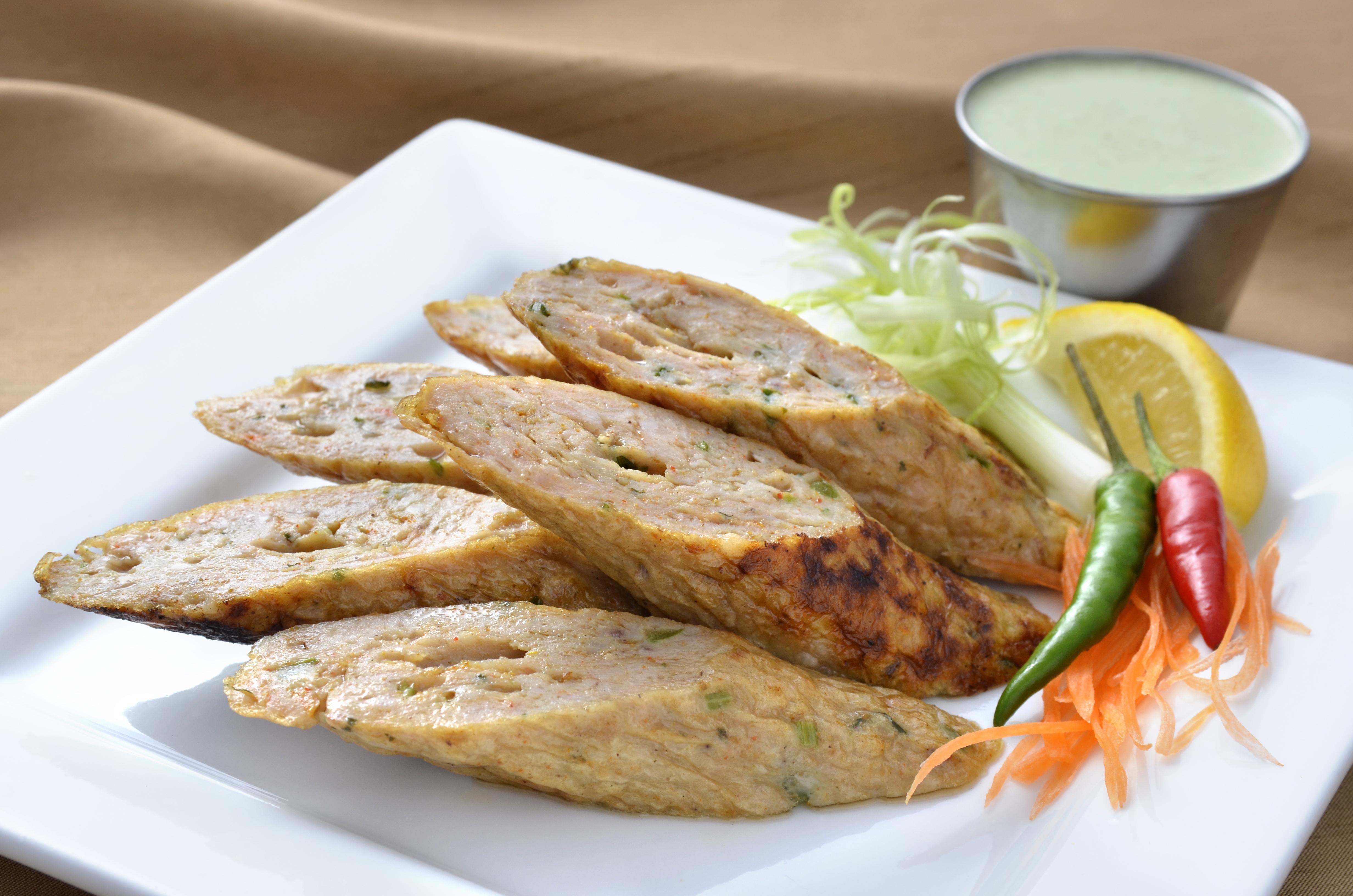 how to make indian chicken shish kebab